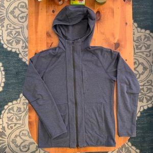 Lululemon zip-up hoodie